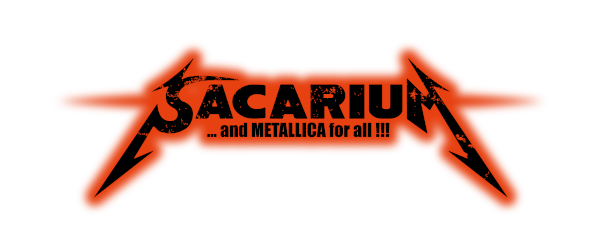 Metallica Coverband – Sacarium Logo