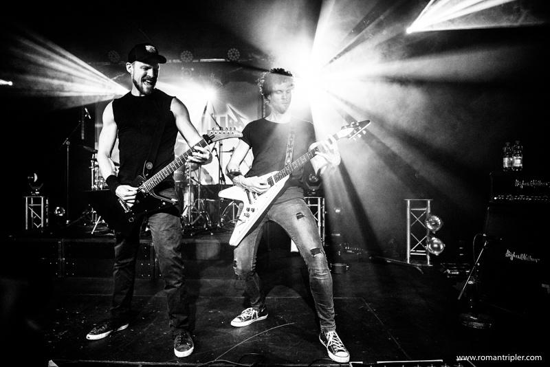 Auftritt der Metallica Tribute Band in Siegburg